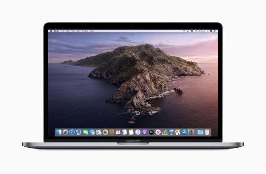macOS Catalina, Apple
