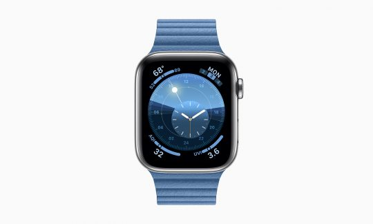 Apple Watch, watchOS 6