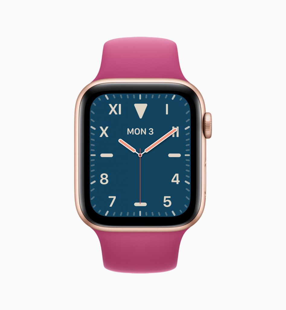 watchOS 6, Apple