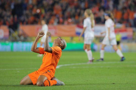 Oranje Leeuwinnen, SciSports, WK