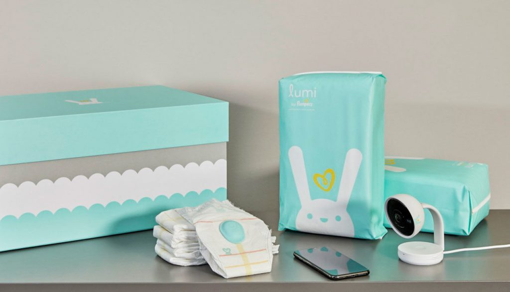Pampers-Lumi