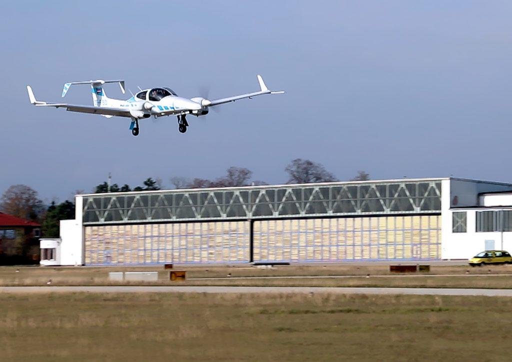 TUM-vliegtuig-autonoom-landen