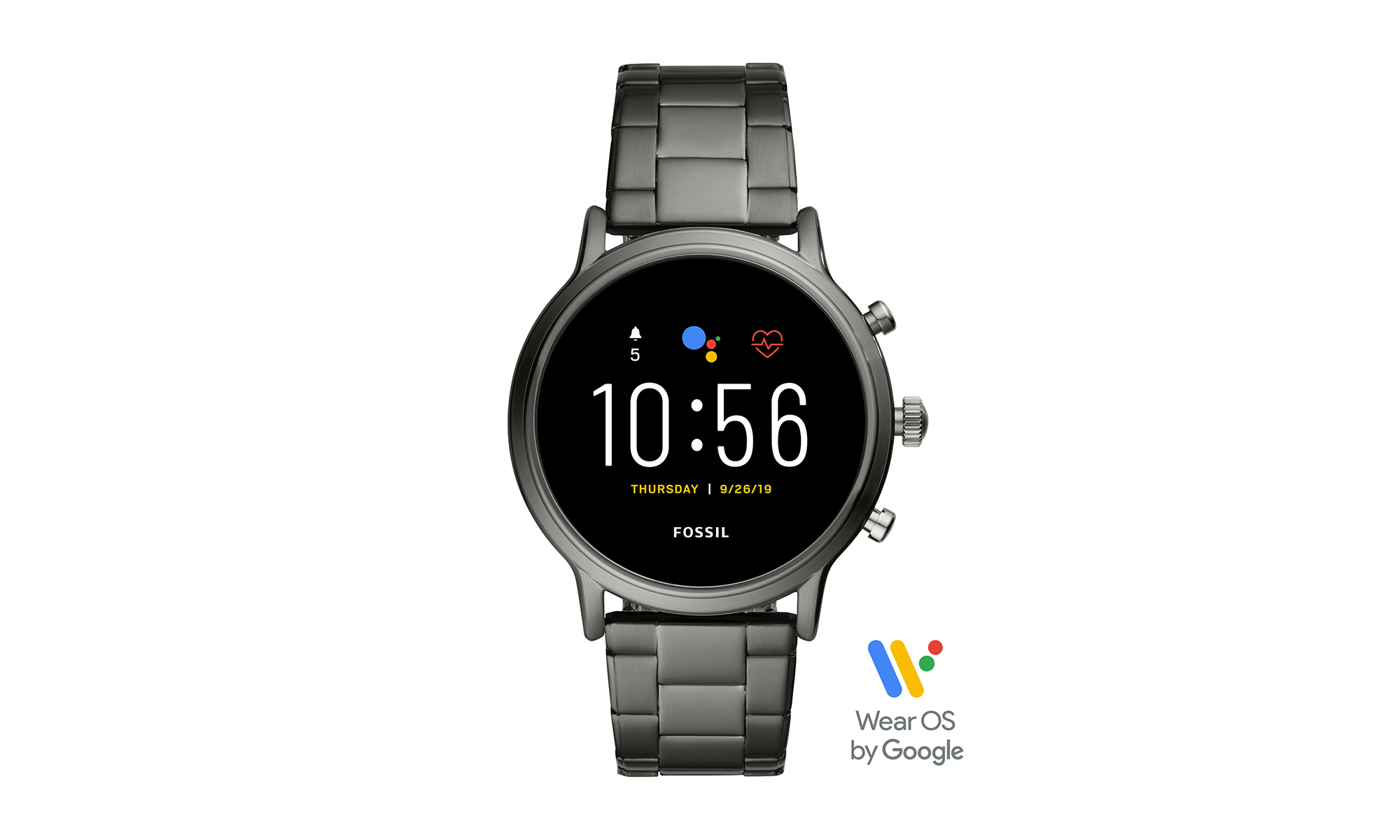 Gen 5 Fossil Touchscreen Smartwatch