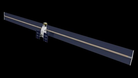 Satelliet-Made-in-Space