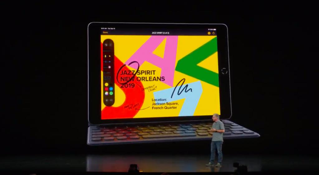 Apple iPad zevende generatie