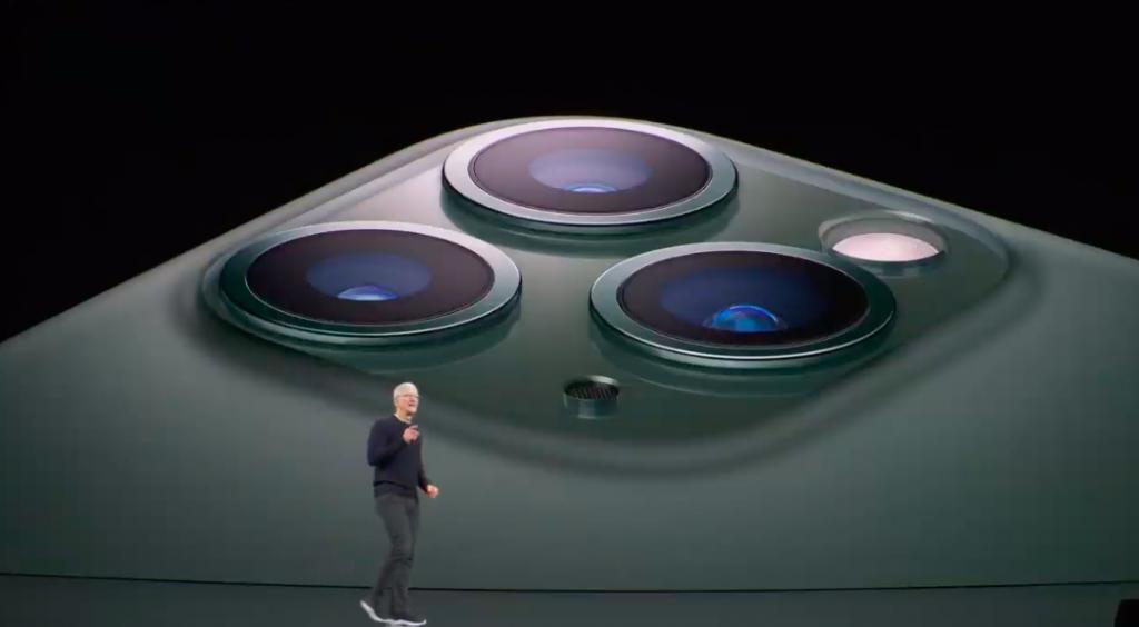 iPhone 11 Pro en 11 Pro Max