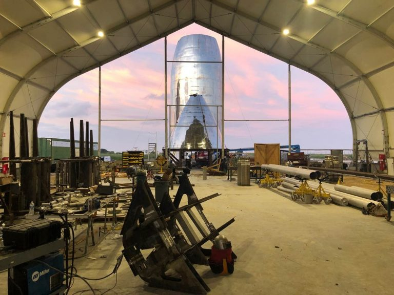 Starship-SpaceX-opbouw