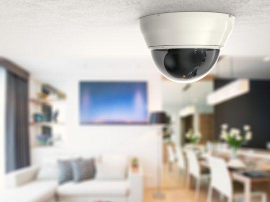 Beveiligingscamera, hackers, hack, surveillance