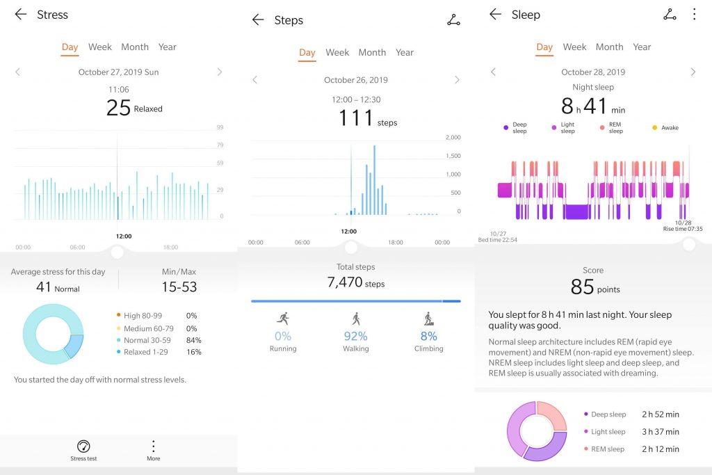Huawei Watch GT 2 app