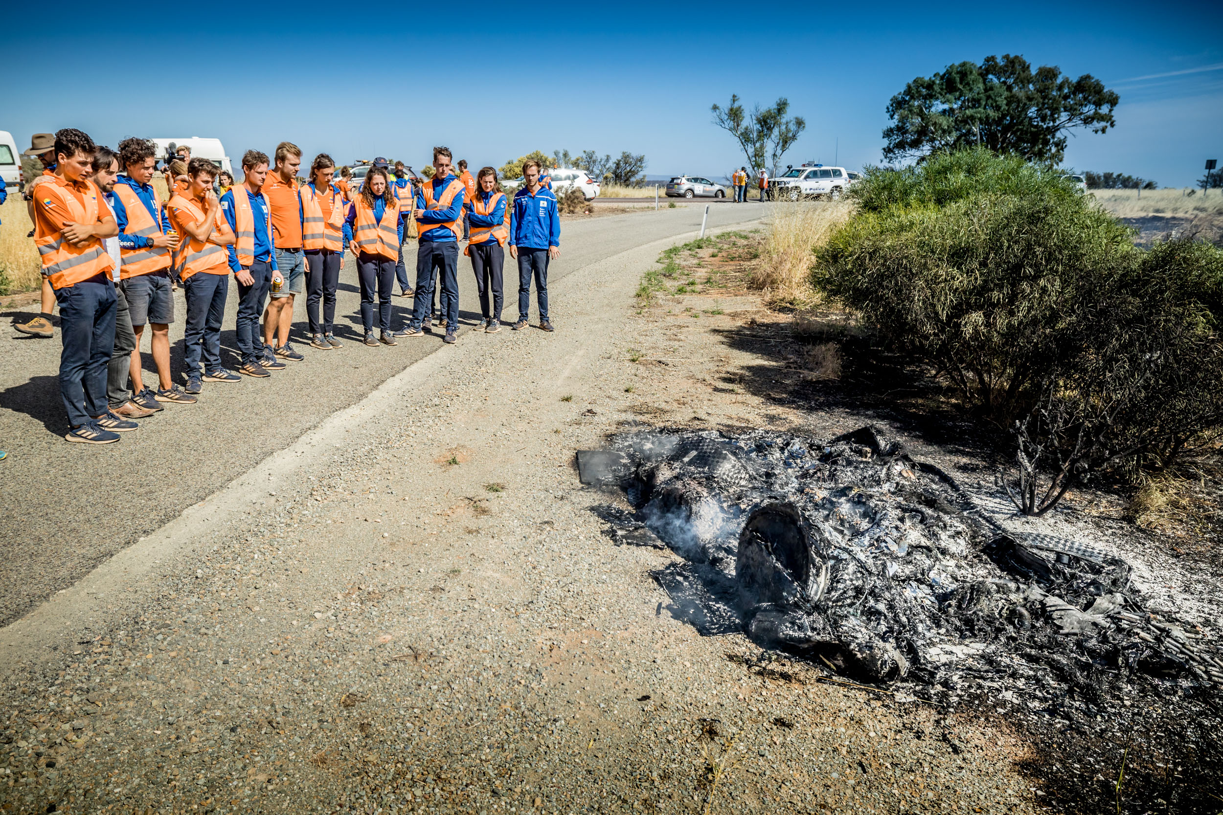 Vattenfall Solar Team, World Solar Challenge 2019