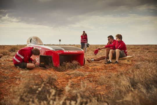 Solar Team Twente World Solar Challenge 2019