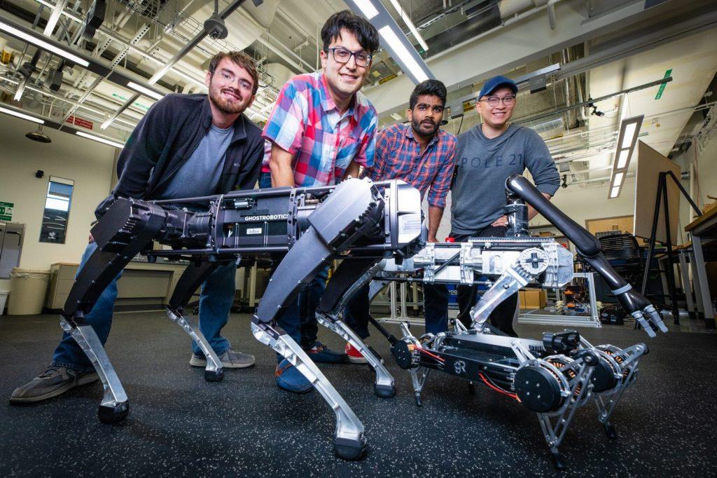 robothonden-Virginia-Tech