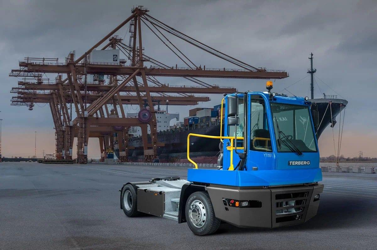 Autonome vrachtwagen Terberg en VDL