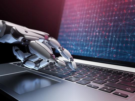 Redactierobot, AI, ADAM, kunstmatige intelligentie, robot