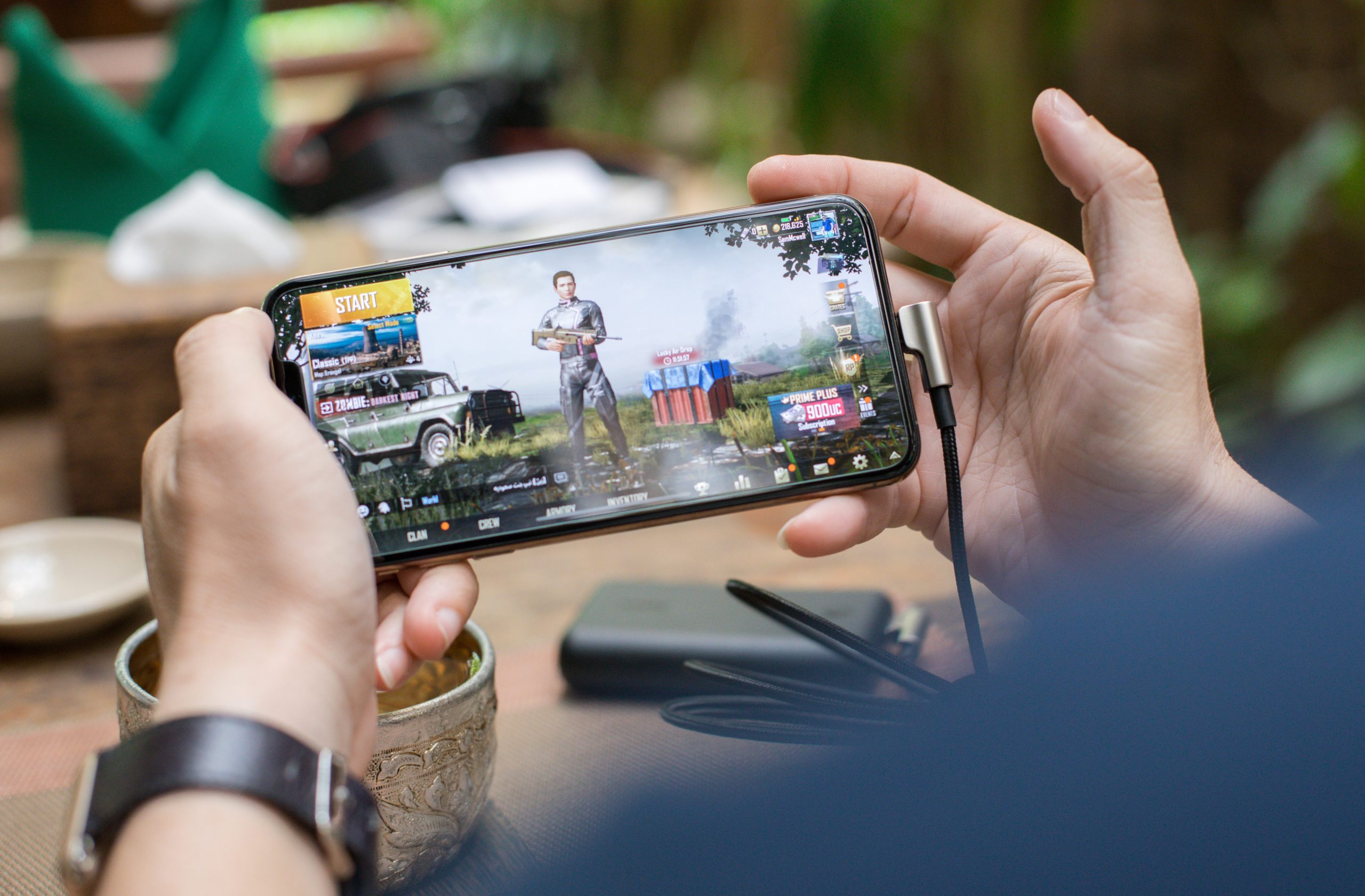 smartphone gaming - numrush