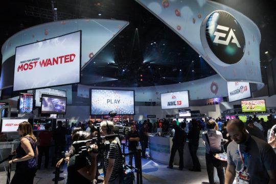 E3 - numrush