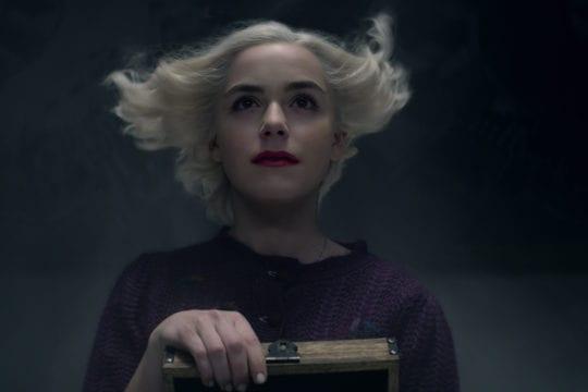 Chilling Adventures of Sabrina, Nieuw op Netflix