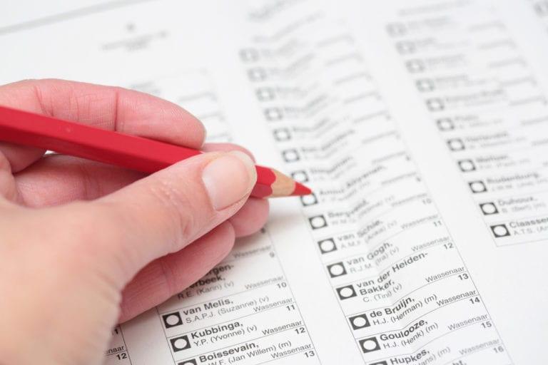 Stemmen, verkiezingen