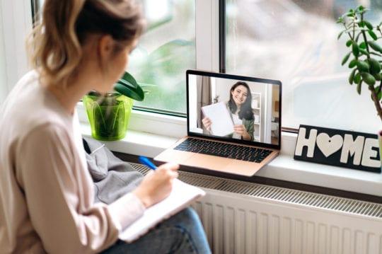 Hybride onderwijs, online onderwijs