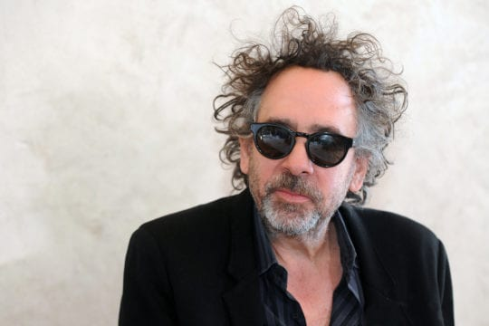 Wednesday Tim Burton