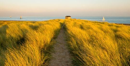 wandelroutes engelse kust