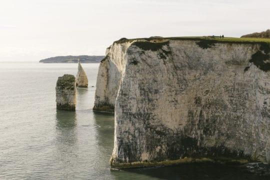 Wandelroute Engelse kust