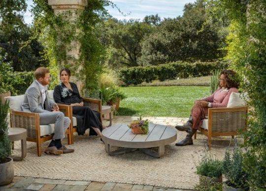 Oprah-interview met Meghan en Harry