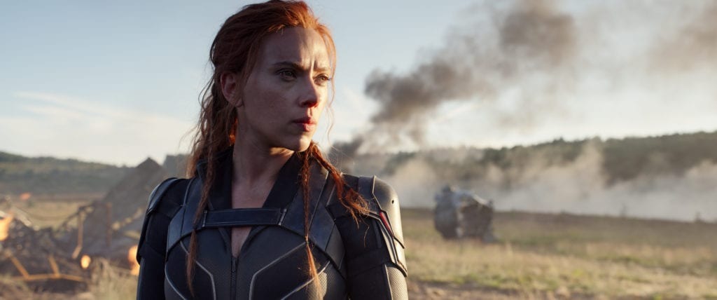 Marvel Phase 4, Black Widow