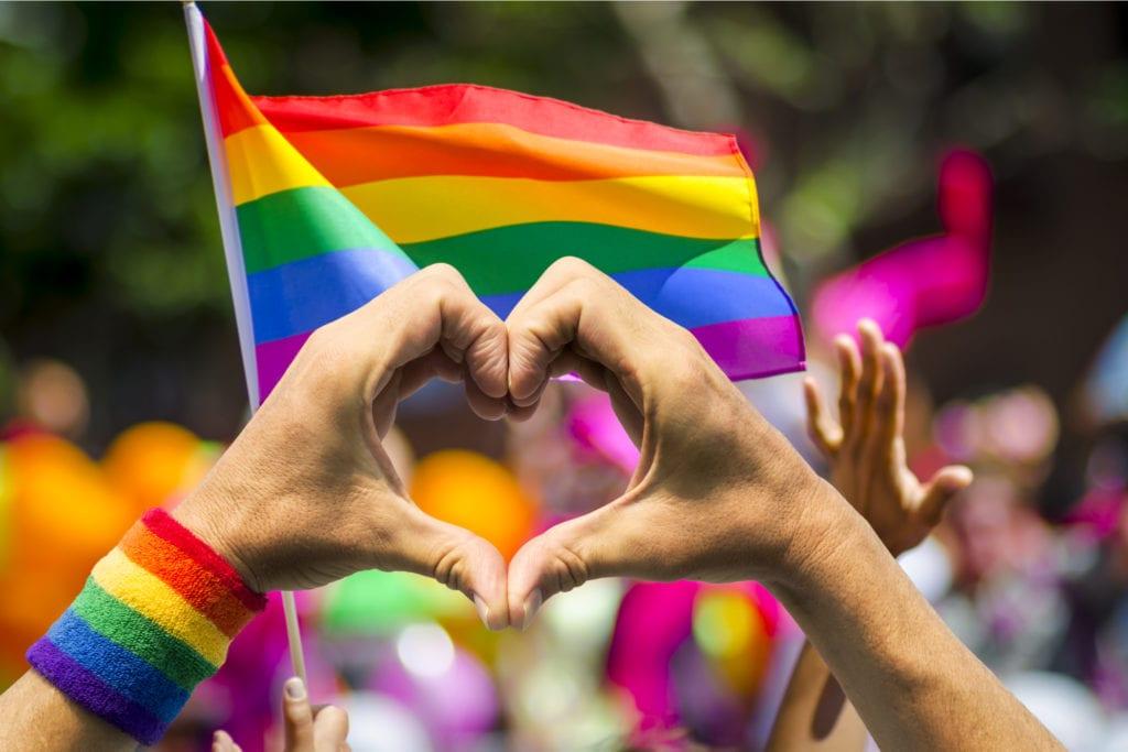 IDAHOBIT, LGBTQ, regenboogvlag