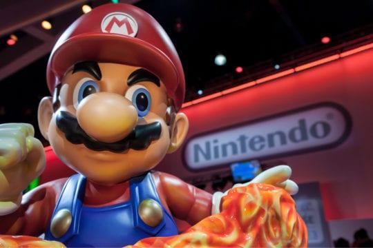 E3, Mario