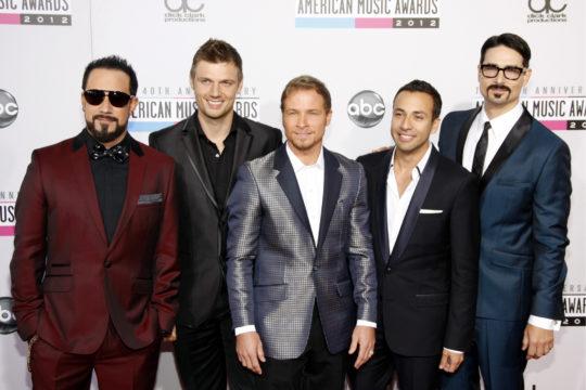 Backstreet Boys, helft van Back-Sync