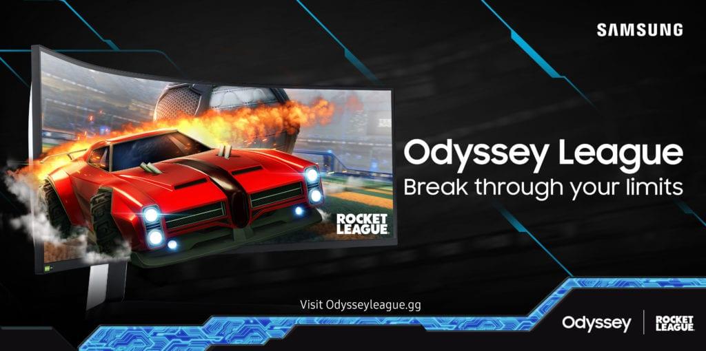 Samsung Odyssey League, Rocket League