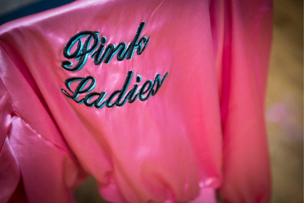 Grease, Pink Ladies