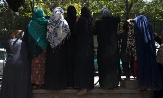 Afghaanse vrouwen