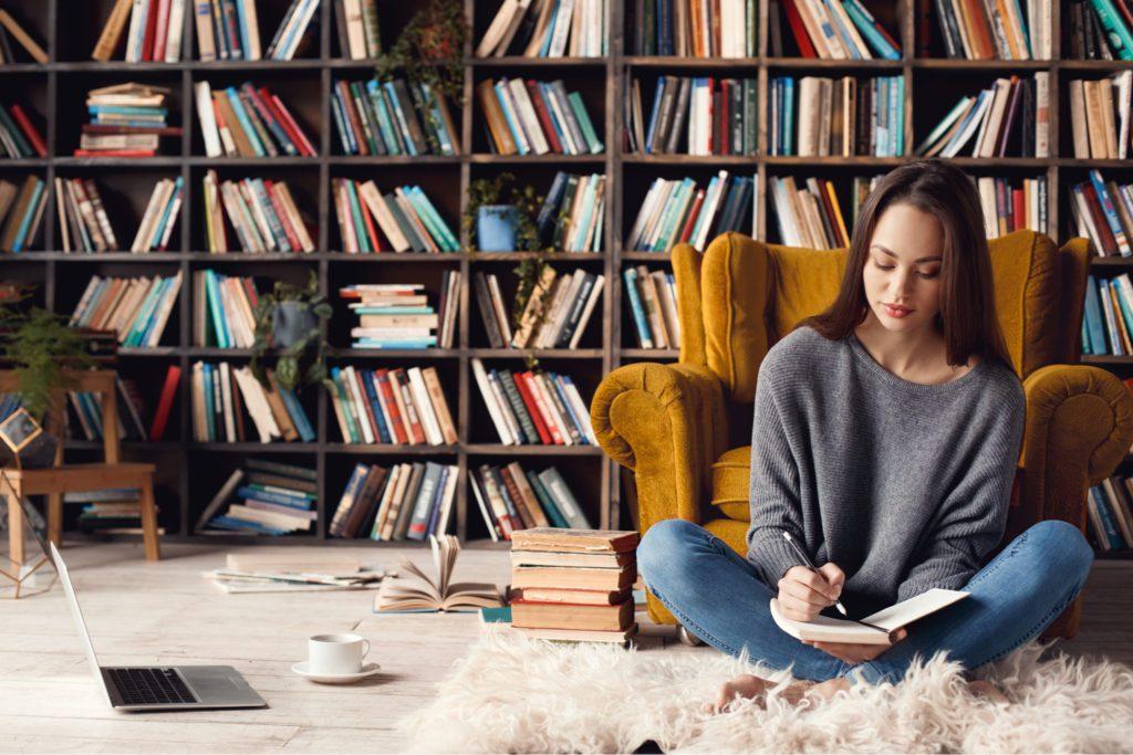 hulpmiddelen voor het schrijven van een boek