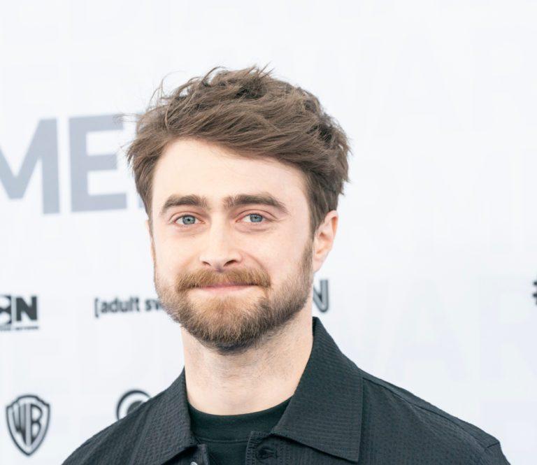 Daniel Radcliffe Harry Potter-film