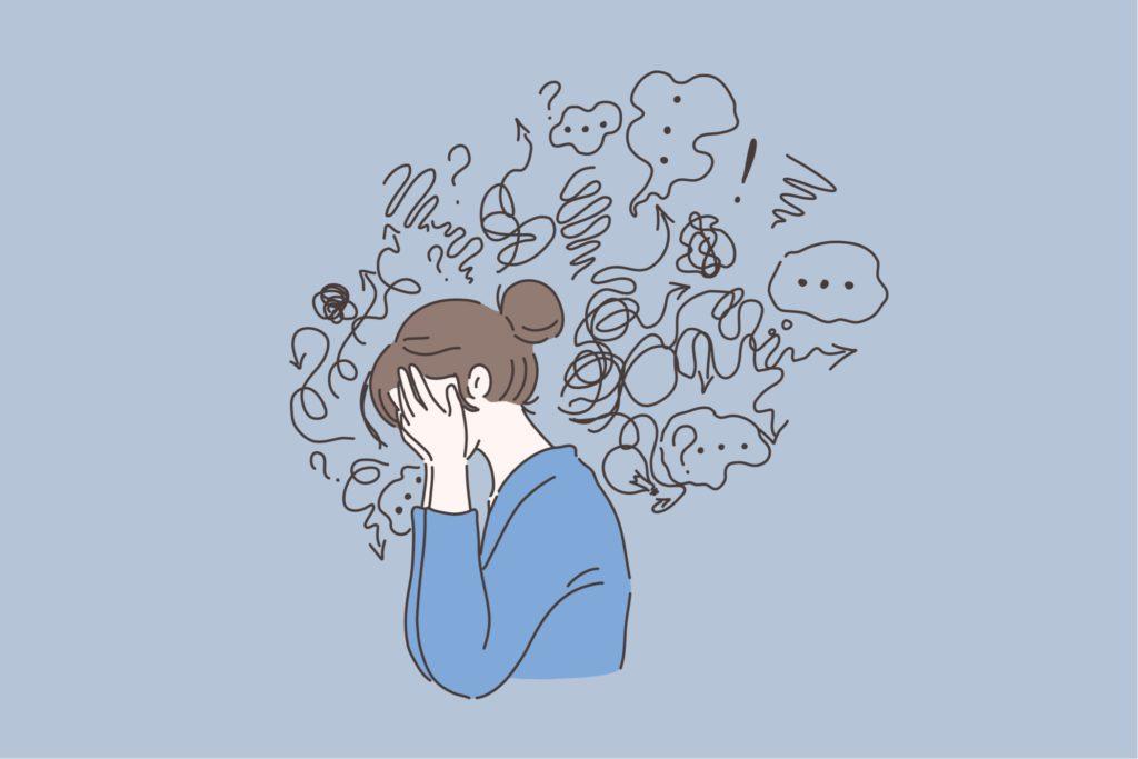 psychisch ongezond, depressie
