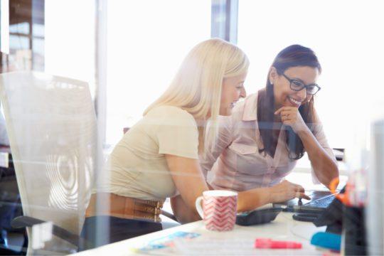 Vrouwen van 40, werken